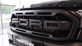 2019 Ford Ranger Raptor 2.0L 4X4 High Rdier Exterior 007