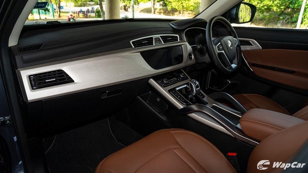 2020 Proton X70 1.8 Premium 2WD Interior 004