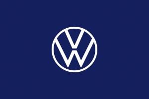 Frankfurt 2019: Volkswagen unveils new logo