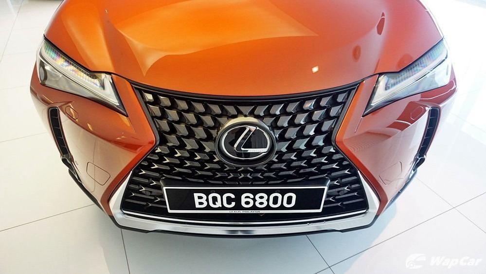 2020 Lexus UX 200 Urban Exterior 009
