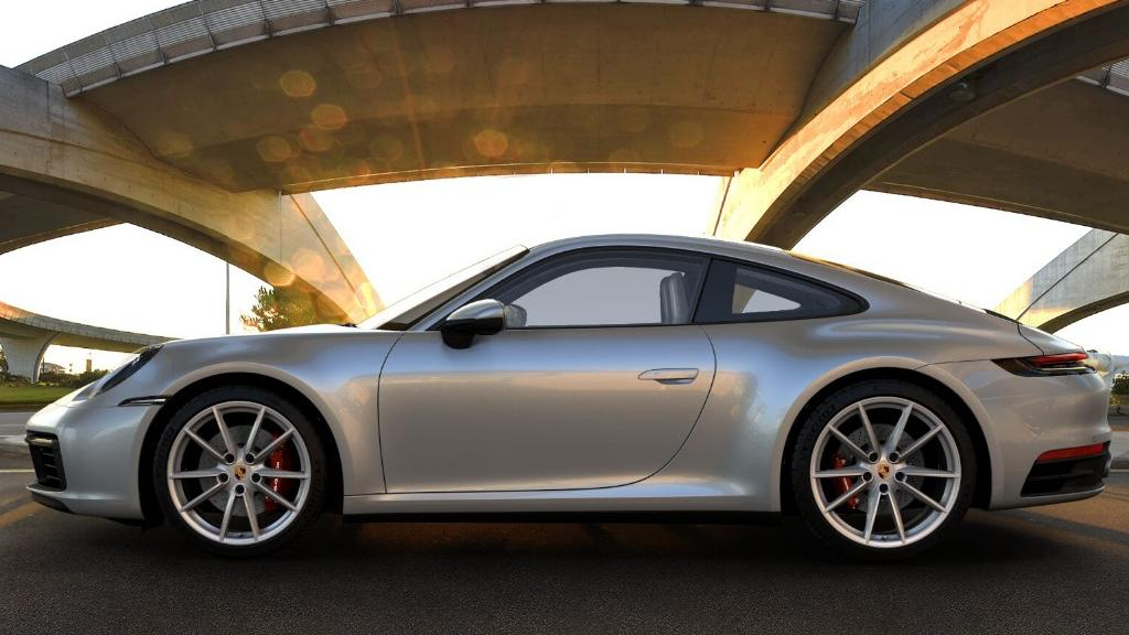 2019 Porsche 911 The New 911 Carrera S Exterior 007