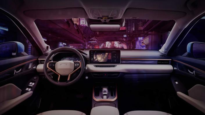 2021 Haval First Love Upcoming Version Interior 001