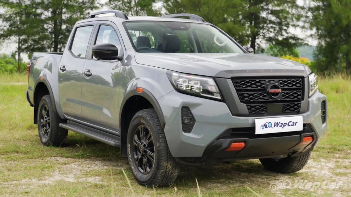 Video: 2021 Nissan Navara Pro 4X review in Malaysia - Enough to dethrone the Hilux Rogue? 01