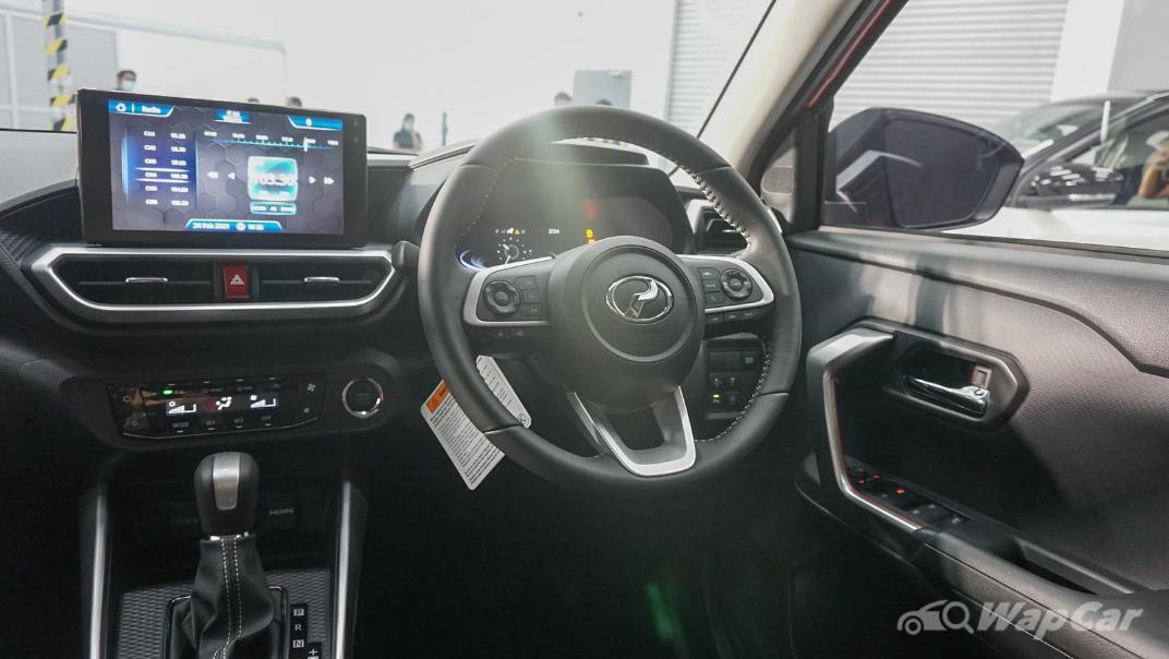 2021 Perodua Ativa 1.0L Turbo AV Interior 004
