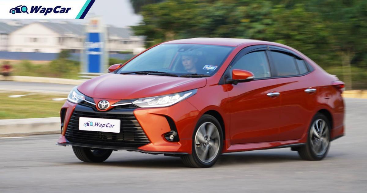 Toyota Vios 2021 - 4 varian termasuk GR-S, nak pilih yang mana? 01