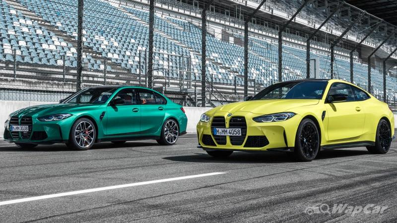 All-new 2021 BMW M4 debuts - up to 510 PS/650 Nm with a manual and a...Drift Analyser? 02