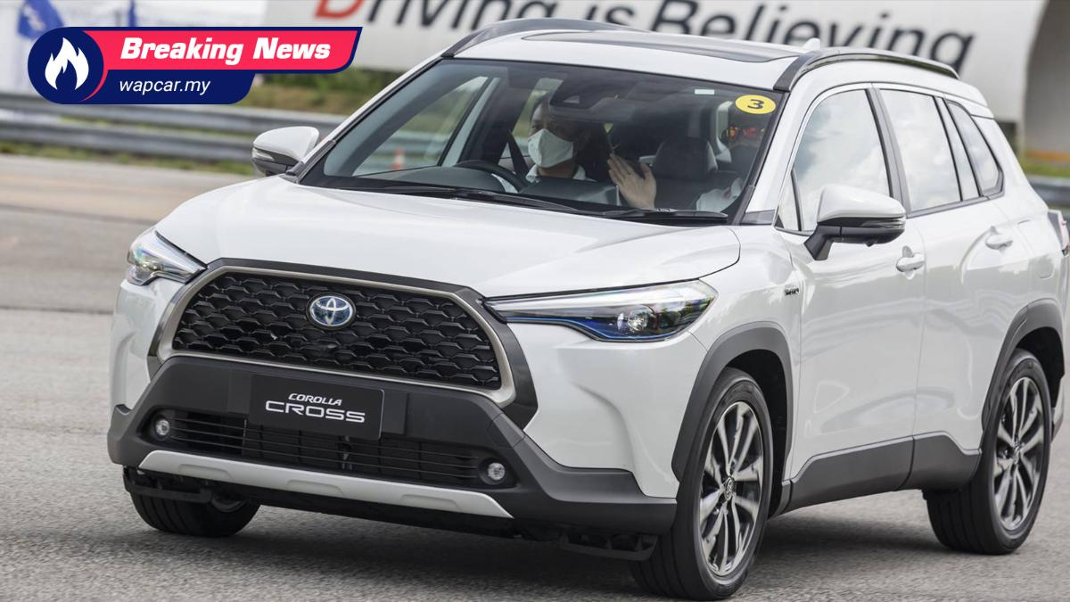 2021 Toyota Corolla Cross to be priced close to Corolla Altis, sales training to begin in May 01