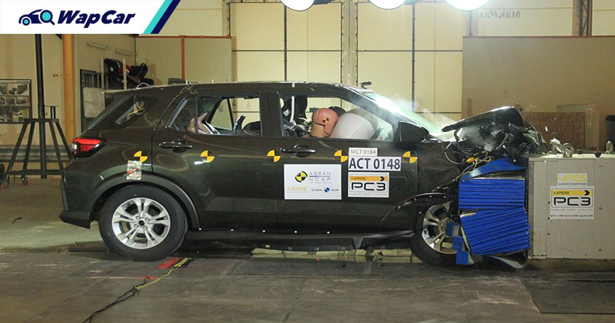 2021 Perodua Ativa gets 5-Star ASEAN NCAP rating, excellent safety features 01
