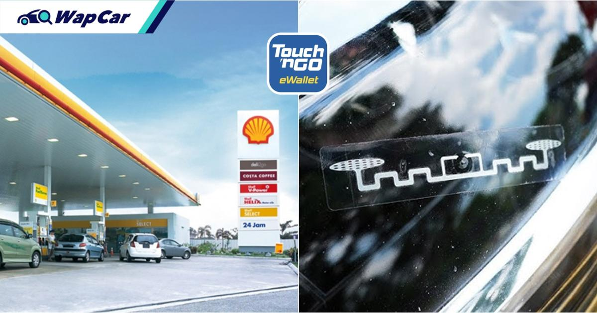 Pay for fuel with your RFID tags! TNG and Shell kicks off RFID fueling pilot programme 01