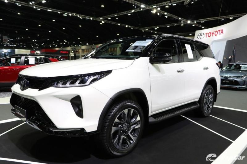 New 2021 Toyota Fortuner facelift coming to Malaysia - 2.8L turbo engine from Hilux? 02