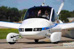 Did you know that Geely has a flying car that works?
