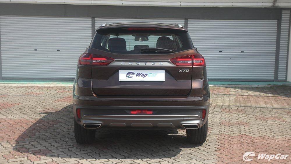 2018 Proton X70 1.8 TGDI Premium 2WD Exterior 045