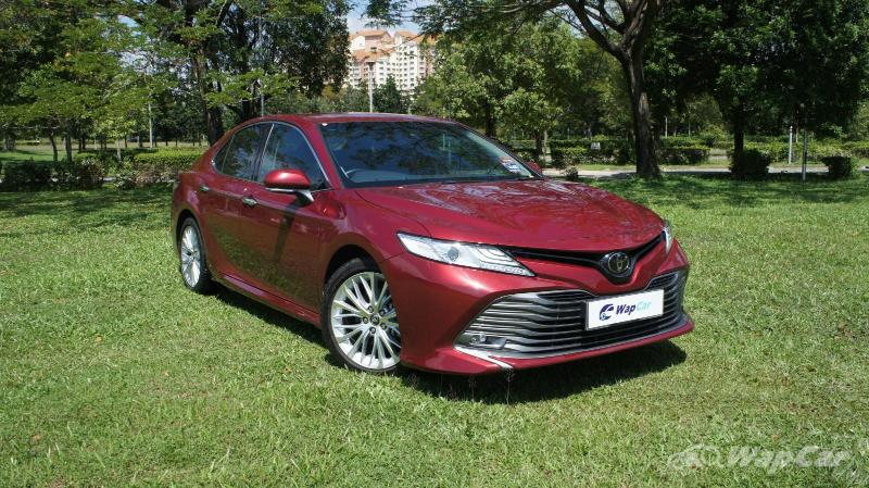 Why can't we have the cheaper 2.0L NA Camry or Accord in Malaysia? 02