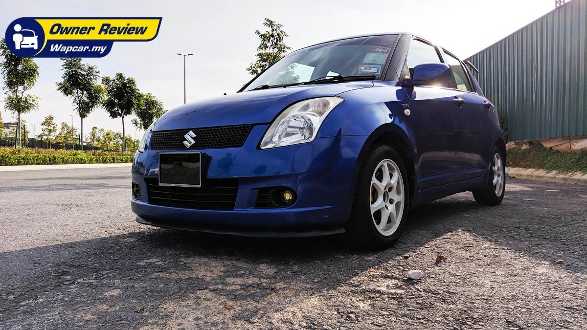 Suzuki Swift Owner Review