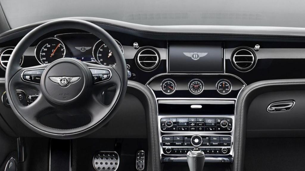 Bentley Mulsanne (2018) Interior 001