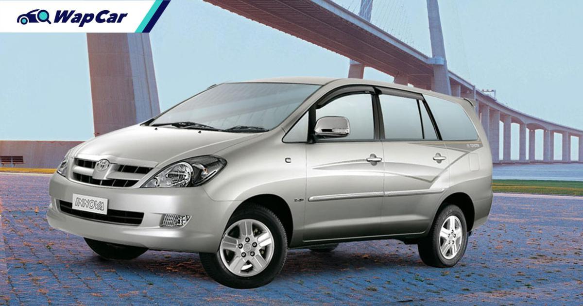 Panduan: Toyota Innova terpakai, MPV gagah boleh pakai sampai kiamat kini serendah RM 20k! 01