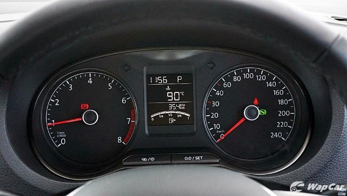 2018 Volkswagen Vento 1.2TSI Highline Interior 009