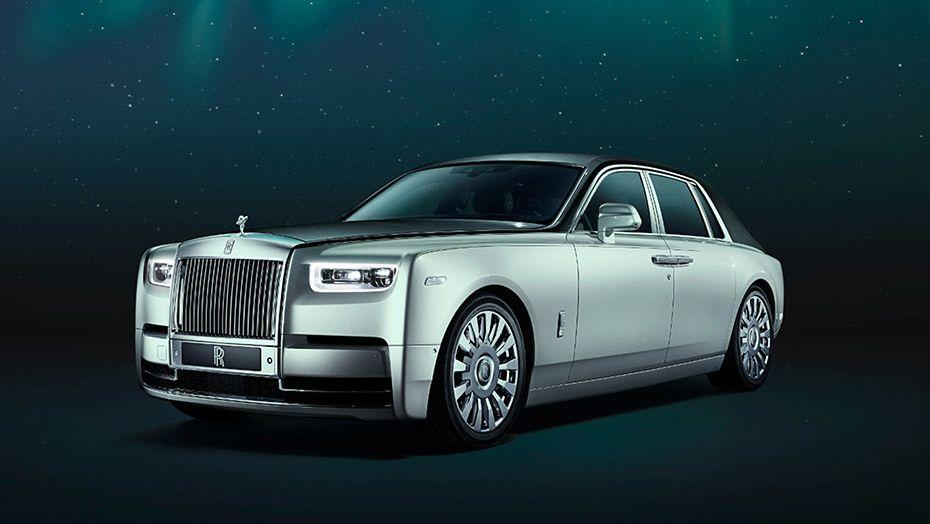 2017 Rolls-Royce Phantom Phantom Exterior 001