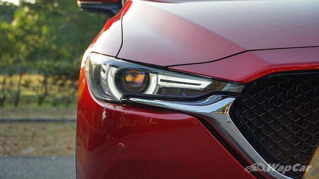 2019 Mazda CX-5 2.0L High SKYACTIV-G Exterior 011
