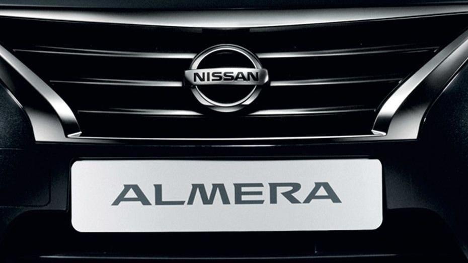 Nissan Almera (2018) Exterior 005