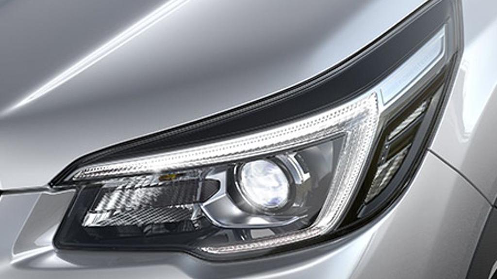 Subaru Forester (2019) Exterior 004