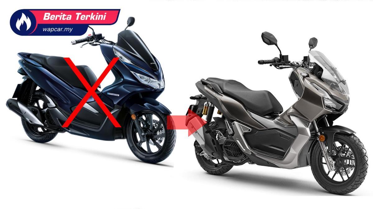 Honda PCX sah ditamatkan penjualan, Honda ADV 150 bakal menyusul? 01