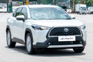 Quick Review: 2021 Toyota Corolla Cross in Malaysia, the proper benchmark for family SUVs