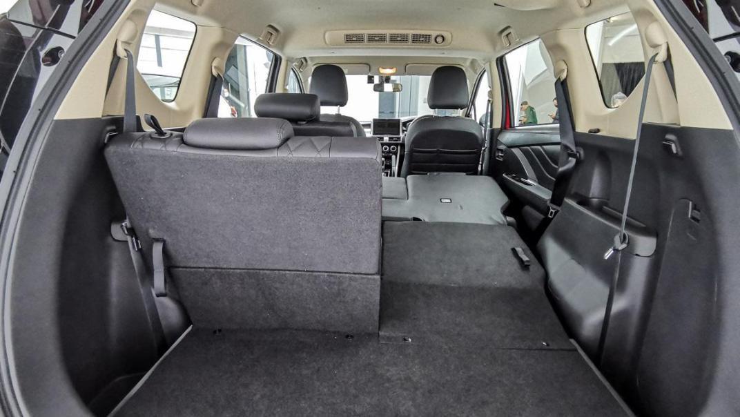 2020 Mitsubishi Xpander 1.5 L Interior 067