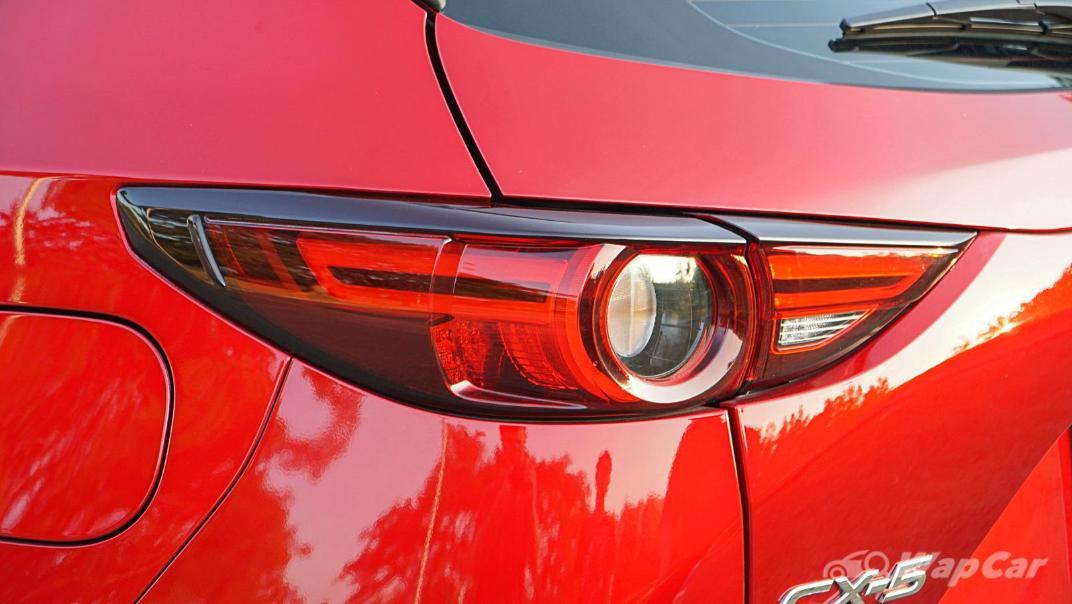 2019 Mazda CX-5 2.0L High SKYACTIV-G Exterior 014