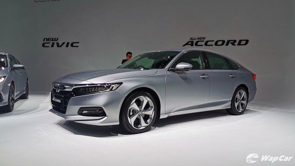 2020 Honda Accord 1.5TC Exterior 002