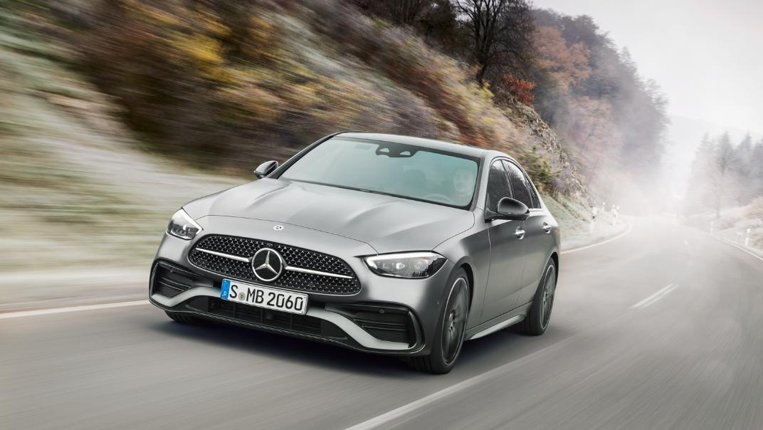 2021 Mercedes-Benz C-Class W206 Upcoming Version Exterior 039