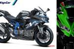 Kembali panas, Kawasaki sedang bangunkan Ninja ZX-4R, 400 cc, 4-Silinder Sebaris!