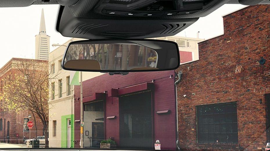 BMW X3 (2019) Interior 009