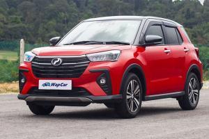 Perodua Ativa长期测评第一周:出现异响