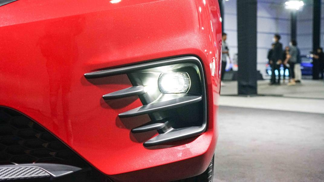 2021 Honda City Hatchback International Version Exterior 092