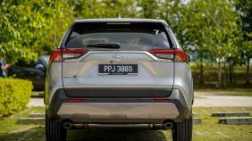 2020 Toyota RAV4 2.5L Exterior 005