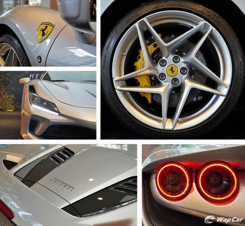 Ferrari F8 Spider launched in Malaysia – 720 PS/770 Nm, infinite headroom, from RM 1.1m before tax 02