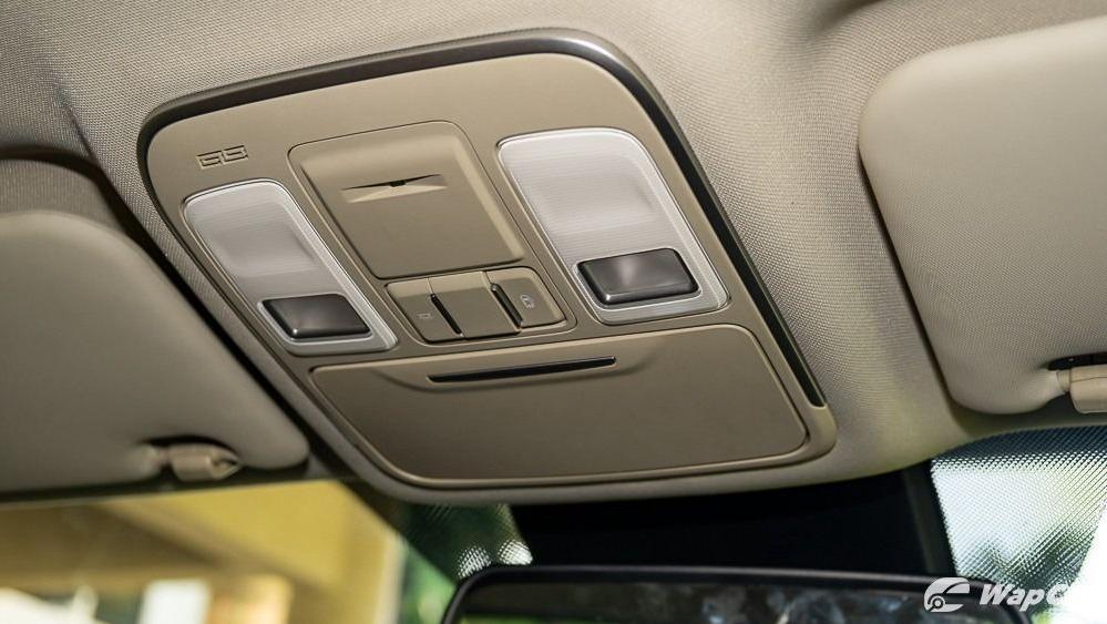2020 Proton X70 1.8 Premium 2WD Interior 055