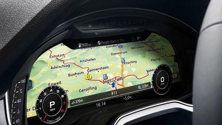 Audi Q7 (2019) Interior 002
