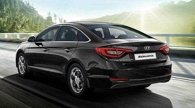 Hyundai Sonata (2017) Exterior 008