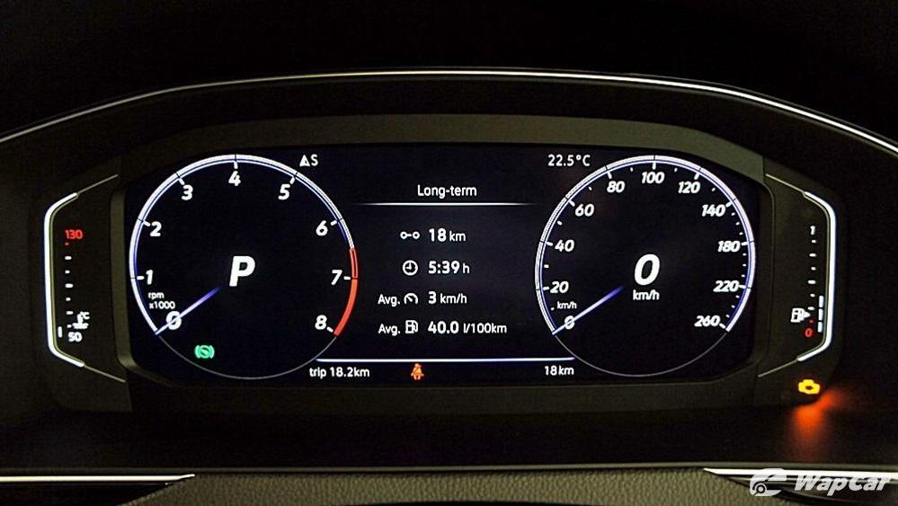 2020 Volkswagen Passat 2.0TSI Elegance Interior 095