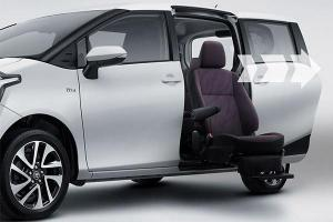 Toyota Sienta Welcab launched in Indonesia – first outside Japan?