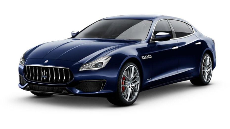 Maserati Quattroporte (2018) Others 007