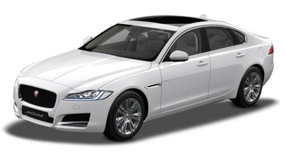 Jaguar XF (2017) Others 010