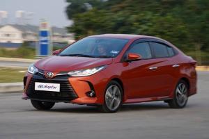 大马版2021 Toyota Vios,4个型号怎么选?