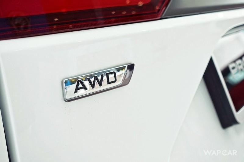 2020 Proton X70 AWD CBU