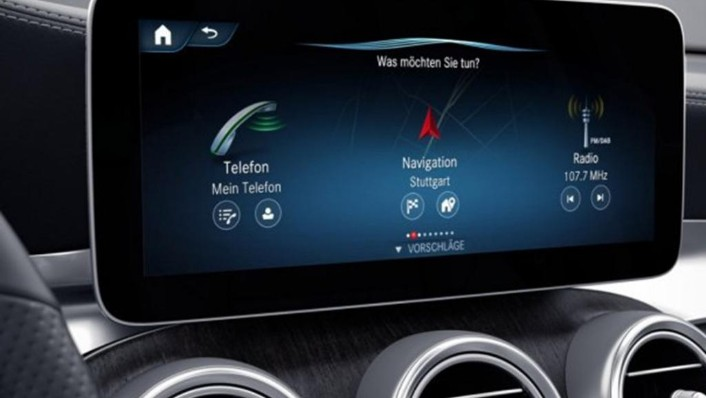2018 Mercedes-Benz AMG GLC 300 Coupe AMG Line Interior 006