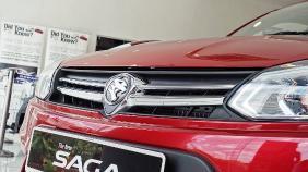 2018 Proton Saga 1.3 Premium CVT Exterior 012