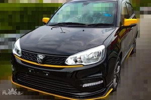 Imej Proton Saga Edisi Ulangtahun 2020 tertiris! Inspirasi dari Proton Saga Iswara teksi?