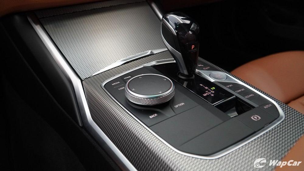 2019 BMW 3 Series 330i M Sport Interior 036